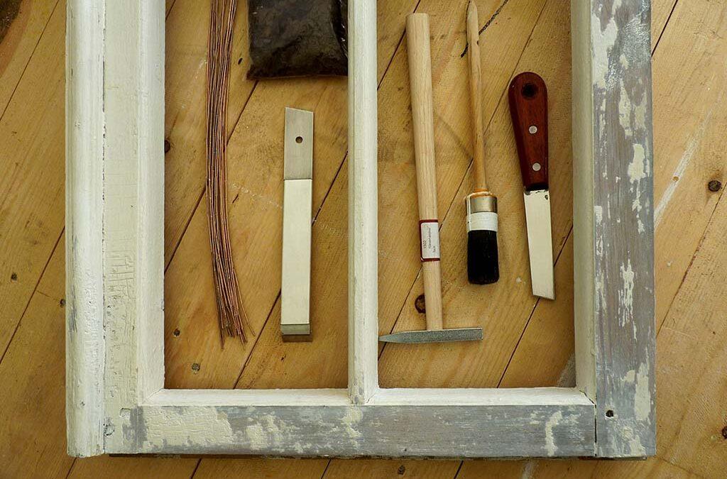 Puitakende restaureerimine ja renoveerimine TEOORIA ja PRAKTIKA