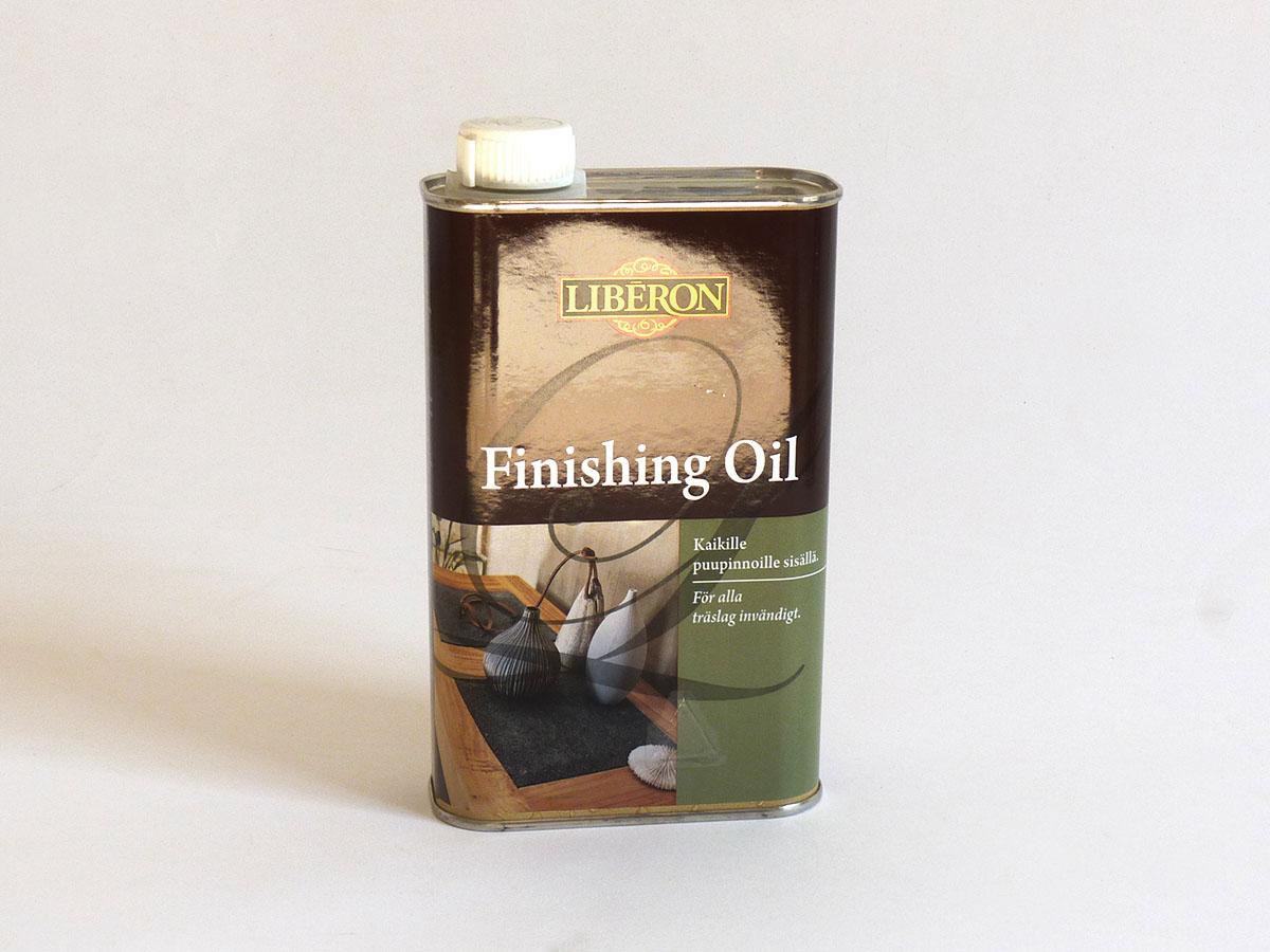 Amazon uusin myöhemmin Finishing oil