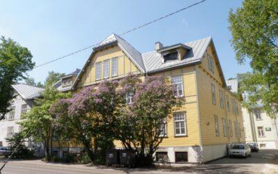Puitmajade fassaadide ajastutruust renoveerimisest