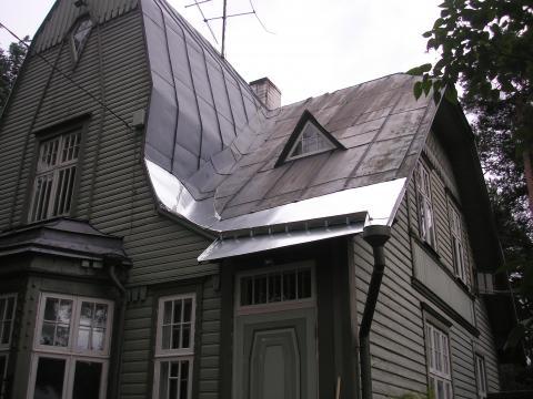 Loeng – Plekk-katuste ehitamisest ja korrastamisest