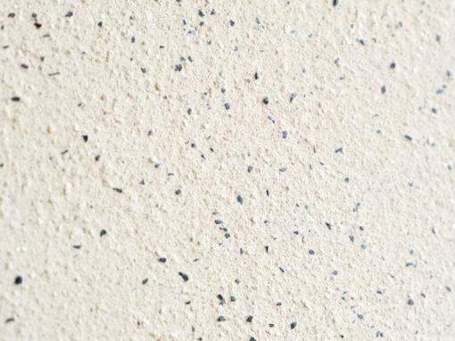 Must marmor valges savi peenviimistluskrohvis