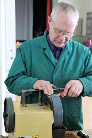 Tööriistade teritamise koolitus